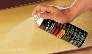 3M Super 77 Classic Spray Adhesive